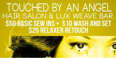 Free weaving hair with sew-in  service, Union City, Georgia