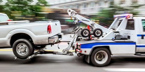 What to Do If Your Car Is Towed, Wahiawa, Hawaii