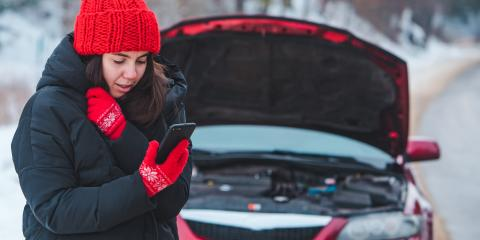 5 Items to Keep in a Car This Winter, Fairbanks North Star, Alaska