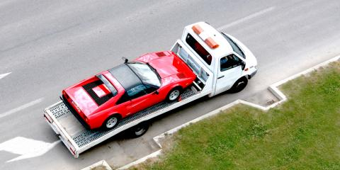 How to Choose the Right Towing Service, Baraboo, Wisconsin