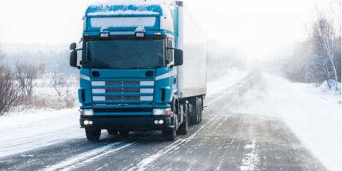 3 Winter Safety Tips for Truck Drivers, Big Bend, Wisconsin