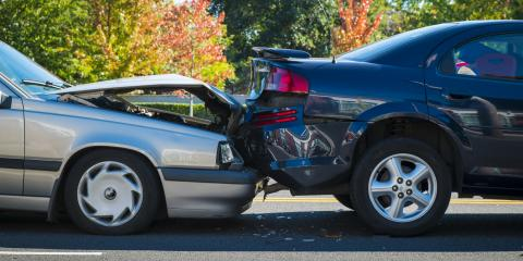 4 Steps to Take If You Witness a Car Wreck, Colerain, Ohio