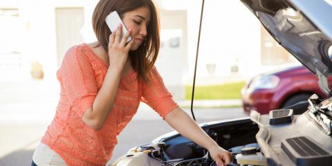 3 Reasons to Keep a Towing Company's Number in Your Phone, Anderson, Ohio