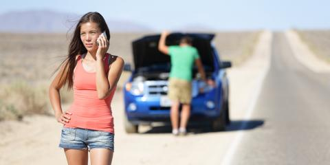 4 Tips to Stay Safe While You're Waiting for a Towing Company, Ewa, Hawaii