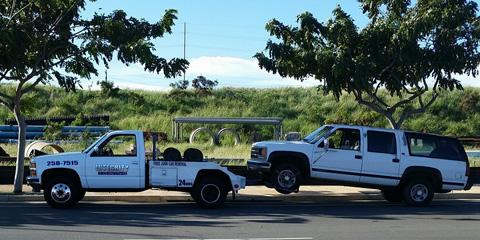 Tow it or Junk it: Integrity Towing Offers Roadside Assistance & Cash For Junk Services, Ewa, Hawaii