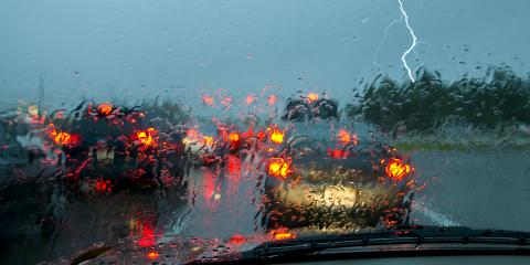 3 Safety Tips for Driving in the Rain, ,