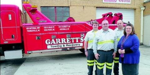 Towing After a Wreck: Expert Advice From Garrett's Towing & Recovery Service, Thomasville, North Carolina