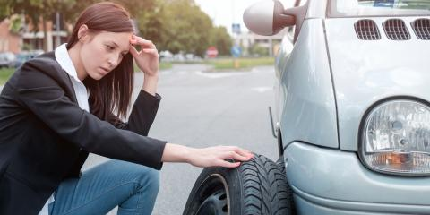 4 Practical Steps to Stay Safe During a Tire Blowout, West Chester, Ohio