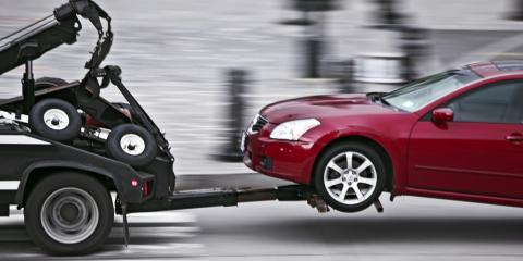 5 Things to Look for When Hiring a Towing Company, Hilton, New York