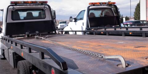 How to Choose the Right Towing Service, Thomasville, North Carolina