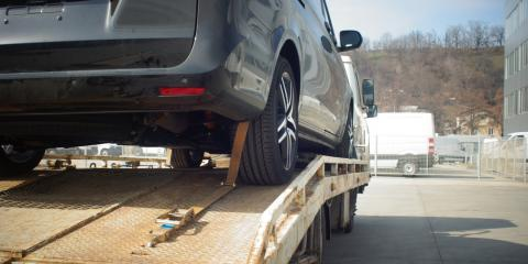 3 Steps to Take if Your Car Was Towed, Hamilton, Ohio