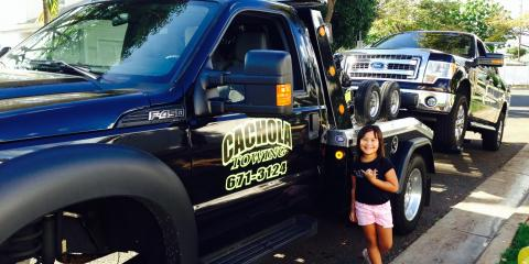 Cachola Towing LLC, Towing, Services, Ewa Beach, Hawaii