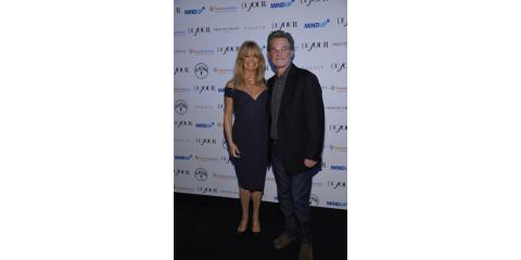 TOWN Shows Support for Hawn Foundation at Dujour Media Event, Manhattan, New York
