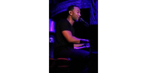 TOWN Residential and Scene Magazine Host John Legend at The Box, Manhattan, New York