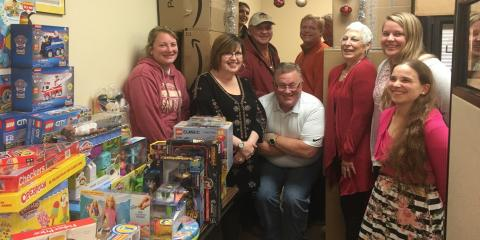 FMT's Holiday Charity Drive for Columbus Home, 1, Tennessee