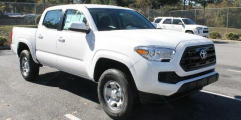 ​Savannah's Top Toyota Dealers Introduce the New 2016 Toyota Tacoma, Savannah, Georgia