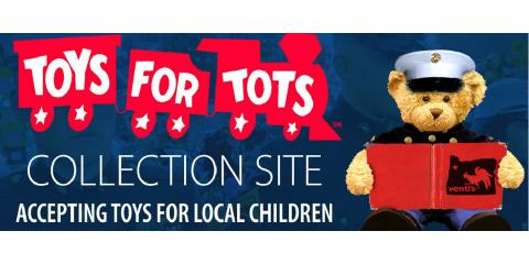 Last Day to Donate to Toys For Tots, Athens-Clarke, Georgia