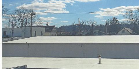 Commerical TPO Roof/Premier Tri State Roofing Inc., Cincinnati, Ohio