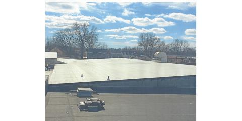 Commercial flat roof/ Premier Tri -State Roofing Inc., Cincinnati, Ohio