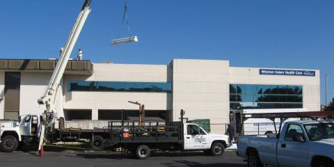 How TPO Roofing Is Revolutionizing Commercial Buildings, Winston, North Carolina