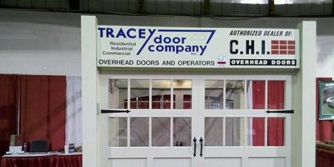 Visit Tracey Door Co's Garage Door Installation Experts at the 2016 Rochester Home & Garden Show, Rochester, New York