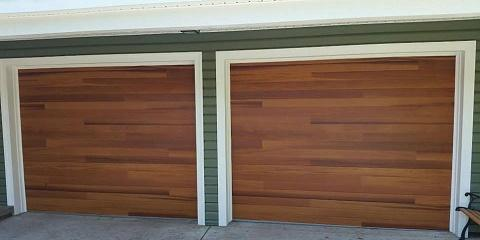 Choosing the Perfect Residential Garage Door Explained by Tracey Door Co, Rochester, New York