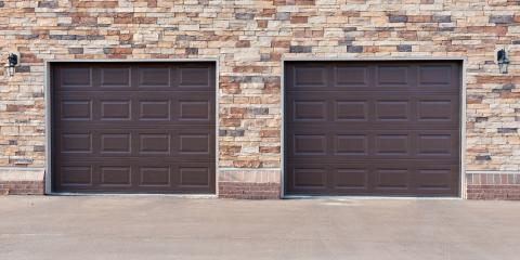 What to Do When You Back Into Your Garage Door, Rochester, New York
