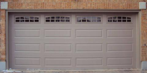 Garage Door Screens From Tracey Door Co Make All of The Difference, Rochester, New York