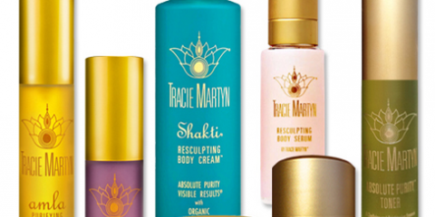 Be Botanically Beautiful With All Natural Tracie Martyn Skin Care, Manhattan, New York