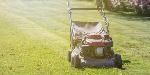 How to Choose the Right Lawn Mower, Granville, Ohio