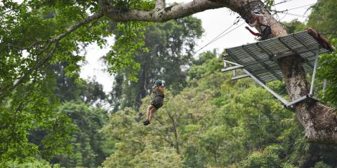 3 Tips to Prepare for Your Zip Lining Experience, 3, Tennessee