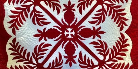 The History of Hawaiian Quilts, Kihei, Hawaii