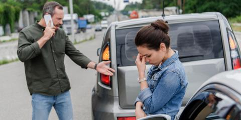 5 Steps to Take After a Vehicle Collision, Hamilton, Ohio