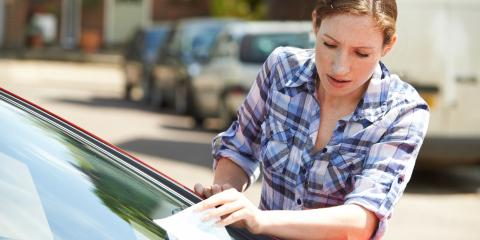 What Are the Differences Between Moving & Nonmoving Traffic Violations?, Troy, Missouri