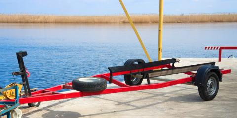 Boat Trailer Tire Checklist to Prepare for Summer, Jacksonville, Arkansas