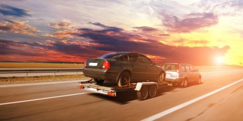 4 Types of Car Trailers, Harrisville, Ohio