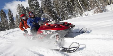 Do's and Don'ts of Snowmobile Riding for Beginners, North Pole, Alaska