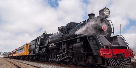 4 Reasons to Plan a Train Adventure, Elkins, West Virginia