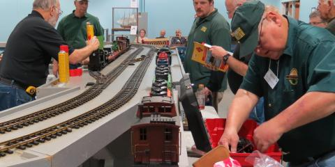 6 Safety Tips for Model Trains, West Chester, Ohio