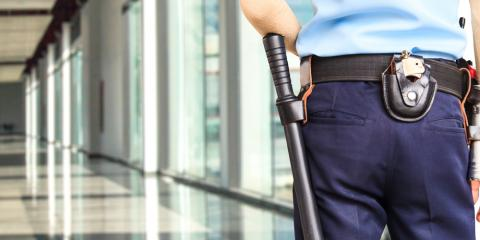 Benefits of Hiring a Trained Security Guard, Kingman, Arizona