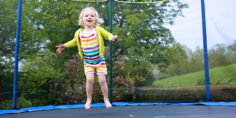 4 Tips for Keeping Kids Safe on Your Trampoline, Ballwin, Missouri