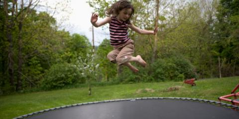Why AlleyOOP Trampolines are the Safest for Your Family, 11, Louisiana