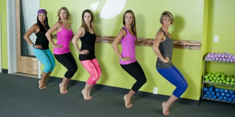 At Trans4orm, Barre Classes Tread The Line Between Exercise & Art, Lakeville, Minnesota