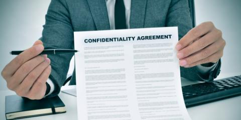 Transactional Law Attorney Shares 3 Reasons to Have a Nondisclosure Agreement, Cookeville, Tennessee