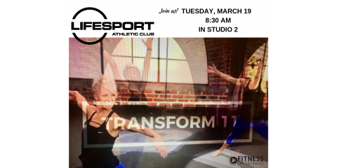 SEE WHAT'S NEW IN STUDIO 2 - LIFESPORT ATHLETIC CLUB, Lincolnshire, Illinois