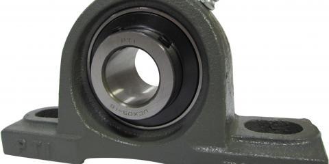 3 Essential Types of Industrial Bearings, Lincoln, Nebraska