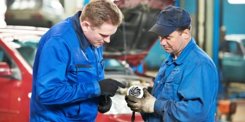 3 Tell-Tale Signs It's Time to Schedule a Transmission Repair Appointment, Hamilton, Ohio