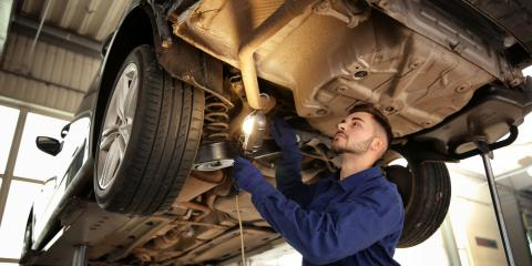 3 Reasons to Get a Warranty on Transmission Work, Sharonville, Ohio