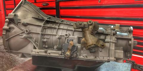 3 Signs You Need a Transmission Rebuild, High Point, North Carolina