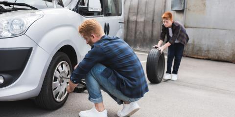 How to Prepare Your Tires for Trash Pickup, Columbia, Missouri
